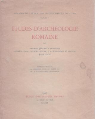 etudes-d-archEologie-romaine