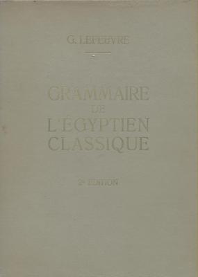 grammaire-de-l-egyptien-classique-2e-Edition-