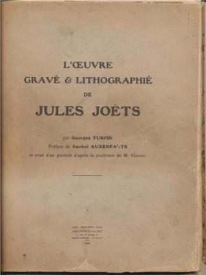 l-oeuvre-gravE-et-lithographiE-de-jules-joEts