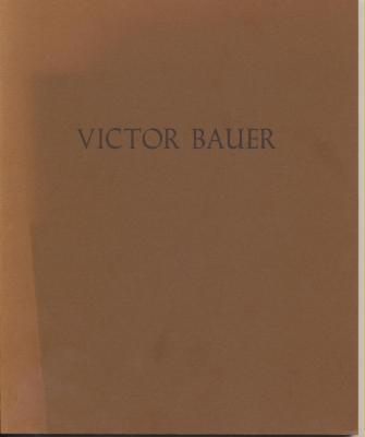 victor-bauer-Olbilder-und-aquarelle-1934-1959
