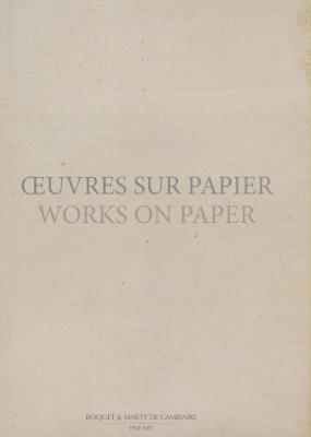oeuvres-sur-papier-du-xvie-au-xxe-siEcle-works-on-paper