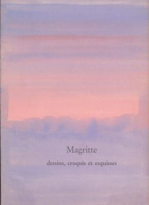 magritte-dessins-croquis-esquisses-