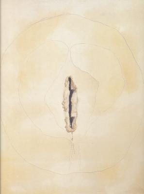 lucio-fontana-bilder-paintings-galerie-karsten-greve-koln-1988