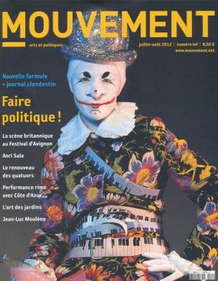 mouvement-n°-64-juillet-aout-2012-faire-politique-!