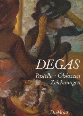 degas-pastelle-Olskizzen-zeichnungen