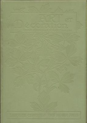 art-et-decoration-revue-mensuelle-d-art-moderne-tome-i-iii-iv