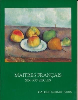maitres-francais-xixe-xxe-siecles-1994-
