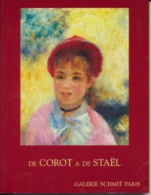 de-corot-a-de-stael-maitres-francais-xixe-xxe-siecles-1997-