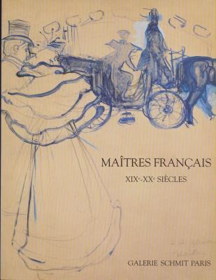 maitres-francais-xixe-xxe-siecles-4-vol-1994-1997-1999-2000