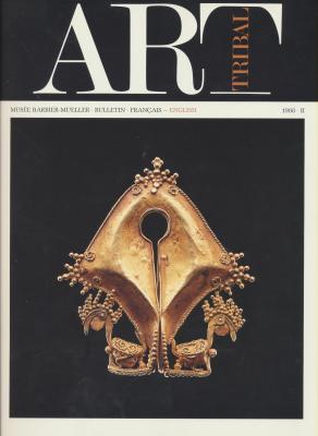 art-tribal-bulletin-1988-ii-musee-barbier-mueller