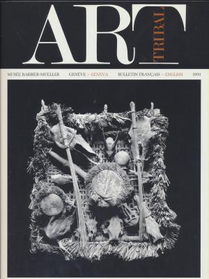 art-tribal-bulletin-1991-musee-barbier-mueller