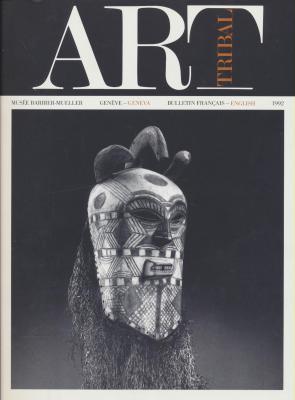 art-tribal-bulletin-1992-musee-barbier-mueller