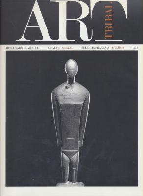 art-tribal-bulletin-1994-musee-barbier-mueller