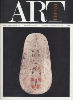 art-tribal-bulletin-1998-musee-barbier-mueller