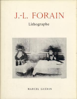 j-l-forain-lithographe-catalogue-raisonne-de-l-oeuvre-lithographie-de-l-artiste-