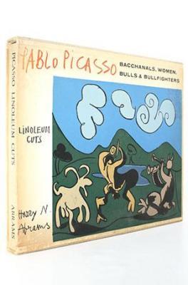 picasso-linoleum-cuts-bacchanals-women-bulls-and-bullfighters