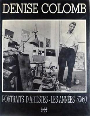 denise-colomb-portraits-d-artistes-les-annees-50-60