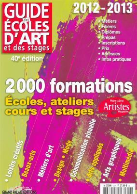 guide-des-Ecoles-d-art-et-des-stages-2012-2013-40e-Edition-2000-formations-ecoles-ateliers-