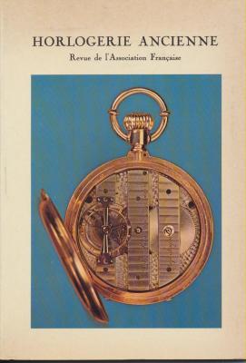 horlogerie-ancienne-revue-de-l-association-francaise-n°-3-1er-semestre-1977