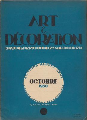 art-et-decoration-revue-mensuelle-d-art-moderne-annee-1930-octobre