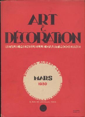 art-et-decoration-revue-mensuelle-d-art-moderne-annee-1930-mars