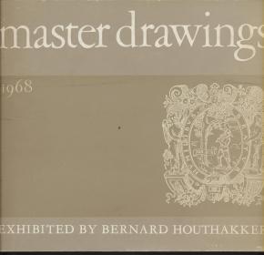 master-drawings-exhibited-by-bernard-houthakker-1968