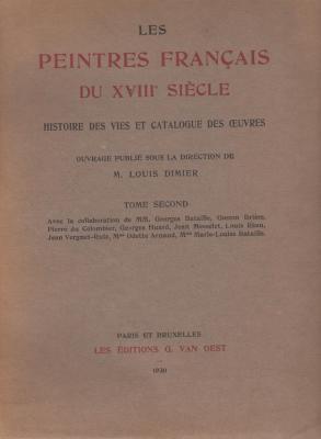 les-peintres-francais-du-xviiie-siecle-histoire-des-vies-et-catalogue-des-oeuvres-