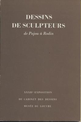 dessins-de-sculpteurs-de-pajou-À-rodin
