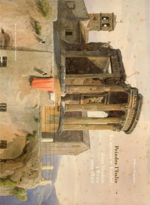 peindre-l-italie-keiserman-et-knebel-deux-vaudois-a-rome-vers-1800-