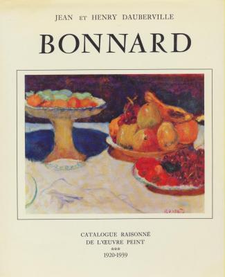 bonnard-catalogue-raisonne-de-l-oeuvre-peint-vol-3-1920-1939