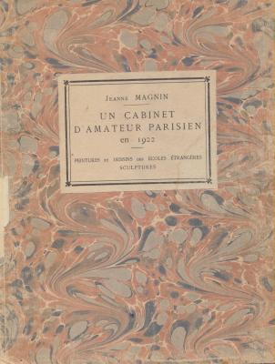 un-cabinet-d-amateur-parisien-en-1922-collection-maurice-magnin-