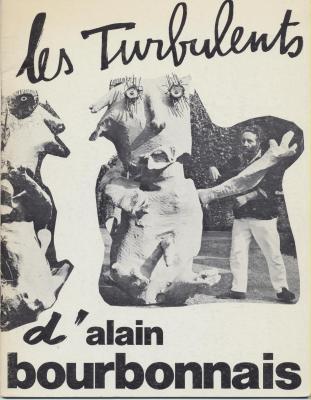 les-turbulents-d-alain-bourbonnais