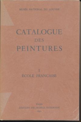 musEe-national-du-louvre-catalogue-des-peintures-i-Ecole-franÇaise