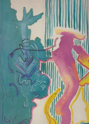 sigmar-polke-zeichnungen-aquarelle-skizzenbUcher-1962-1988