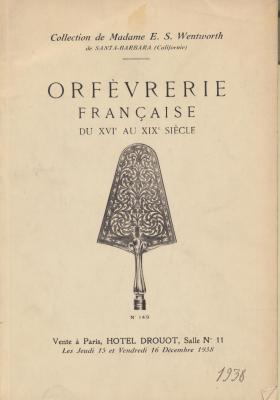 collection-de-mme-e-s-wentworth-orfEvrerie-franÇaise-du-xvi-au-xixEme-hotel-drouot-1938