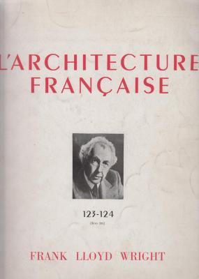 l-architecture-franÇaise-n°123-124-frank-lloyd-wright-