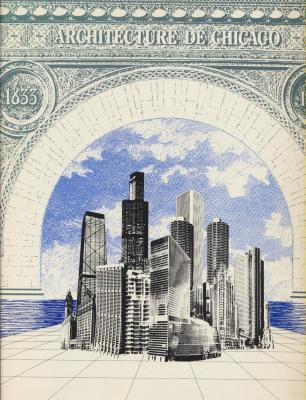 chicago-150-ans-d-architecture-chicago-150-years-of-architecture-1833-1983