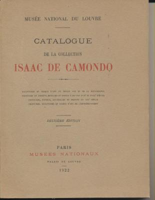 catalogue-de-la-collection-isaac-de-camondo-musEe-national-du-louvre-2e-Edition