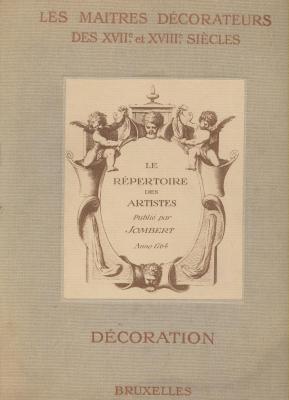 rEpertoire-des-artistes-architecture-dEcoration-2-volumes-