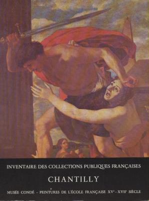 chantilly-musEe-condE-peinture-de-l-Ecole-franÇaise-xve-xviie-siEcle