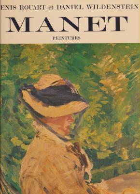 edouard-manet-catalogue-raisonnE-deux-tomes