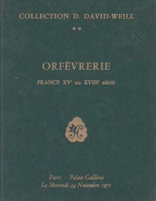 collection-d-david-weill-orfEvrerie-france-xv-au-xviiiE-siEcle-