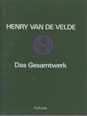 henry-van-de-velde-das-gesamtwerk-gestaltung-band-1
