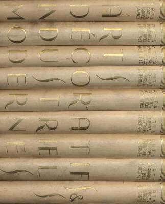 encyclopEdie-des-arts-dEcoratifs-et-industriels-modernes-au-xxEme-siEcle-