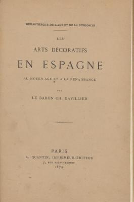 les-arts-dEcoratifs-en-espagne-au-moyen-age-et-À-la-renaissance