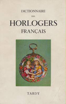 dictionnaire-des-horlogers-franÇais