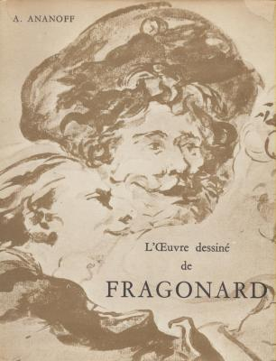 l-oeuvre-dessinE-de-jean-honorE-fragonard-1732-1806-catalogue-raisonnE-quatres-tomes-