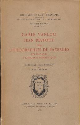 carle-vanloo-jean-restout-les-lithographies-de-paysages-en-france-À-l-Epoque-romantique
