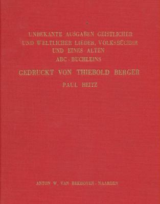 unbekannte-ausgaben-geistlicher-und-weltlicher-lieder-volksbUcher