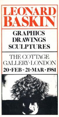 leonard-baskin-graphics-drawings-sculptures